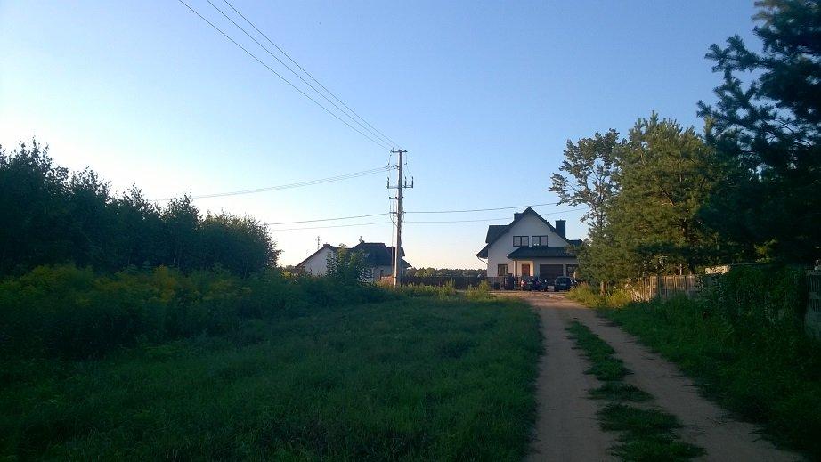 Załuski - bungalows